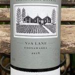 Wynns Coonawarra V & A Lane Shiraz 2018