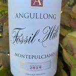 Angullong Fossil Hill Montepulciano 2019