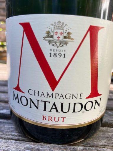 Champagne Montaudon Brut NV