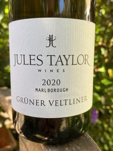 Jules Taylor Gruner Veltliner 2020