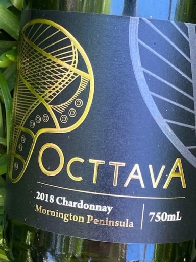 Octtava Wines Mornington Peninsula Chardonnay 2018