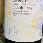 Lange Estate Providence Road Chardonnay 2019
