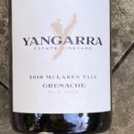Yangarra Estate Vineyard Old Vine Grenache 2019