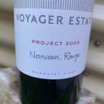 Voyager Estate Project Nouveau Rouge 2020