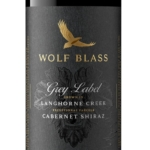 Wolf Blass Grey Label Langhorne Creek Cabernet Shiraz 2018