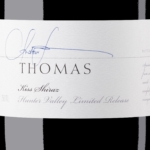 Thomas Wines Kiss Hunter Valley Shiraz 2019