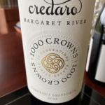 Credaro Margaret River 1000 Crowns Cabernet Sauvignon 2018