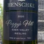 Henschke Peggy's Hill Eden Valley Riesling 2020