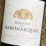 Domaine de Baronarques Chardonnay 2016