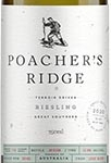 Poacher's Ridge Riesling 2020