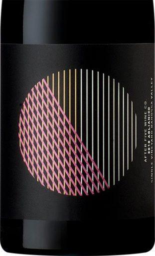After Five Wine Co. Single Vineyard Aglianico 2018