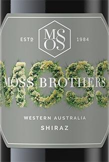 Moss Brothers Western Australian Shiraz 2019