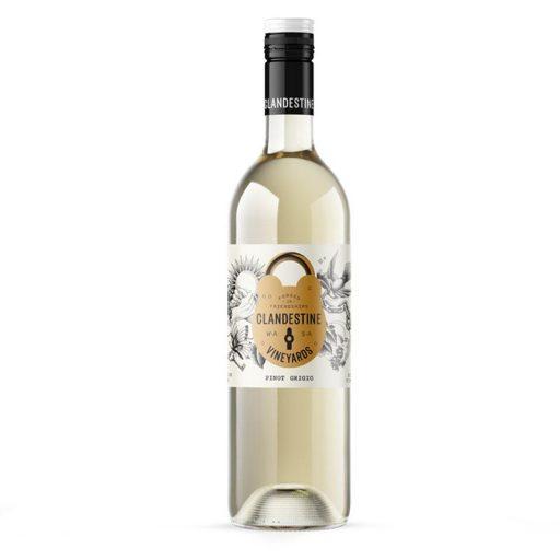 Clandestine Vineyards Pinot Grigio 2020