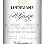 Lindeman's St George Vineyard Cabernet Sauvignon 2018