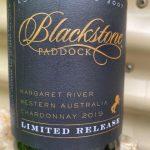 Blackstone Paddock Margaret River Chardonnay 2019