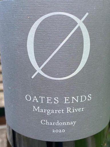 Oates Ends Margaret River Chardonnay 2020
