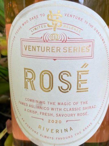 Venturer Series Riverina Rose 2020