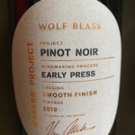 Wolf Blass Makers' Project Pinot Noir 2019