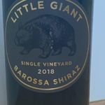 Little Giant Single Vineyard Barossa Shiraz 2018