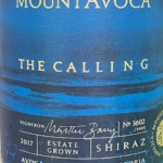 Mount Avoca The Calling Shiraz 2017