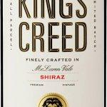 The Kings' Creed Shiraz McLaren Vale 2017