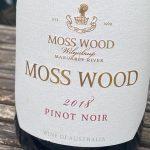 Moss Wood Pinot Noir 2018