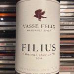 Vasse Felix Filius Cabernet Sauvignon 2018