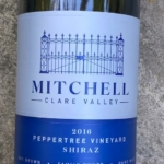Mitchell Wines Peppertree Sparkling Shiraz NZ