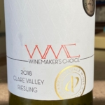 Andrew Peace Wines Winemakers Choice Clare Valley Riesling 2018