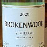 Brokenwood Wines Semillon 2020