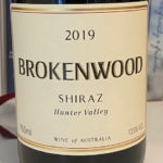Brokenwood Wines Hunter Valley Shiraz 2019