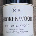 Brokenwood Wines Wildwood Road Margaret River Cabernet Sauvignon 2019