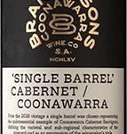 Brand & Sons Single Barrel Cabernet Sauvignon 2018