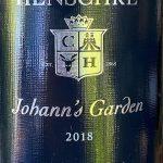 Henschke Johann's Garden 2018
