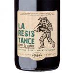 La Resistance Organic Côtes du Rhône 2018