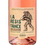La Resistance Organic Côtes du Rhône Rosé 2019