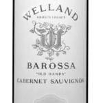 Welland Old Hands Barossa Valley Cabernet Sauvignon 2018