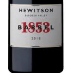 Hewitson 1853 Barrel 2018