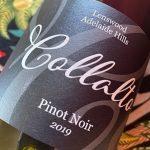Collalto Adelaide Hills Pinot Noir 2019