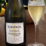 Roederer et Philippe Starck Champagne Brut Nature 2012