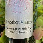 Dandelion Vineyards Sleeping Beauty GSM 2018