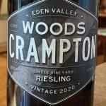 Woods Crampton Eden Valley Riesling 2020