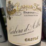 Barale Fratelli Castlé Barbera d'Alba 2019