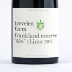 Trevelen Farm Frankland Reserve 506 Shiraz 2017