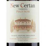 New Certan Mt Pleasant Pinot Noir 2018