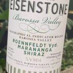 Eisenstone SV904 Roennfeldt Vineyard Shiraz 2019