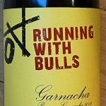 Running with Bulls Garnacha 2019