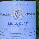 Charles Renoir Beaujolais 2019