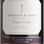 Craggy Range Te Muna Road Vineyard Pinot Noir 2018