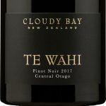Cloudy Bay Te Wahi Pinot Noir 2017